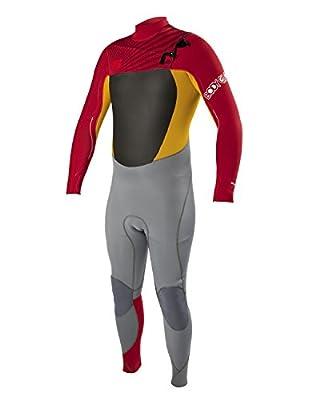 Body Glove Men's 3/2mm Slant Zip CT Full Body Wetsuit