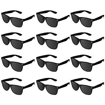 Amazon.com: Super Z Outlet - Gafas de sol de plástico estilo ...