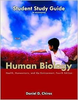 Gratis pdf gratis ebook nedlastingHuman Biology: Study Guide MOBI