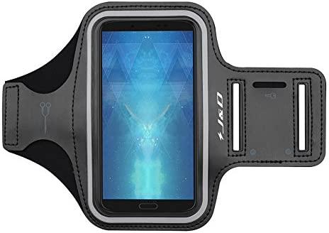 Moto G6 Plus Brazalete, J&D Brazalete Deportivo para Motorola Moto ...