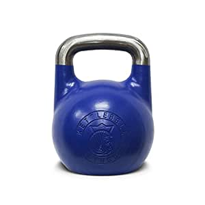 Kettlebell Kings | Competition Kettlebell Weights | Kettlebell Sets For Women & Men | Designed For Comfort in High Repetition Workouts | Superior Balance For Better Workouts (26)