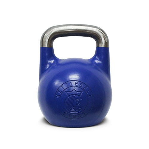 Kettlebell Kings | Competition Kettlebell Weights | Competition Kettlebell Sets Designed for Comfort During High Repetition Workouts