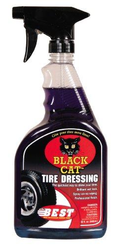 best-43032-black-cat-tire-dressing-spray-bottle-32-oz