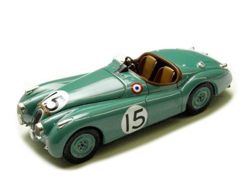1/43 ジャガー XK120 1950年ル・マン24時間 #15 ドライバー:P.Clark/N.Haines S2115