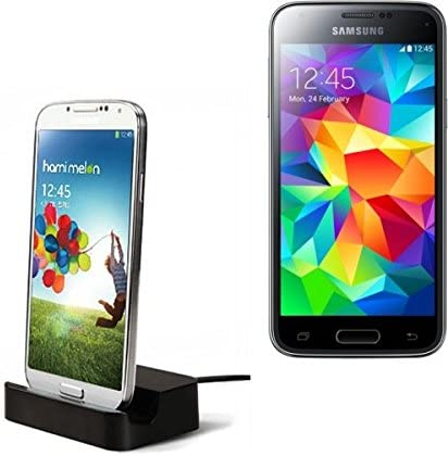 Dock USB Micro adecuado para el Samsung Galaxy S5 Mini, negro ...