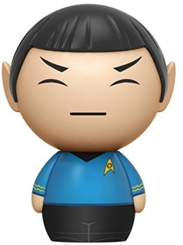 (Funko Dorbz: Star Trek - Spock (Styles May Vary) Collectible Vinyl Figure)