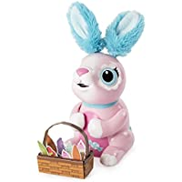 Zoomer Hungry Bunnies Shreddy Interactive Robotic Rabbit That Eats