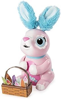 Zoomer Hungry Bunnies Shreddy Interactive Robotic Rabbit That Eats