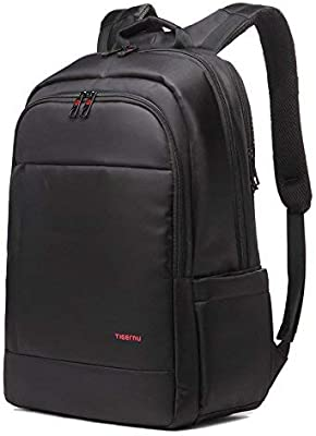 TIGERNU Laptop Backpack 17.3 Pulgadas Laptop Resistente al Agua ...