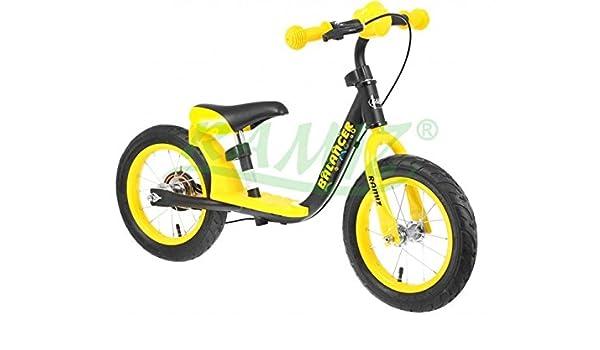 BSD Sportrike Balancer Bicicleta Amarilla: Amazon.es: Juguetes y juegos
