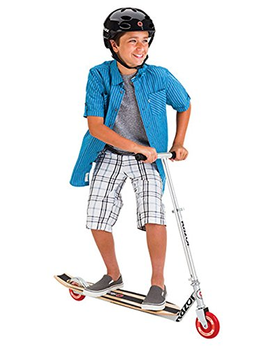 - Razor California Longboard Scooter, Wood Deck