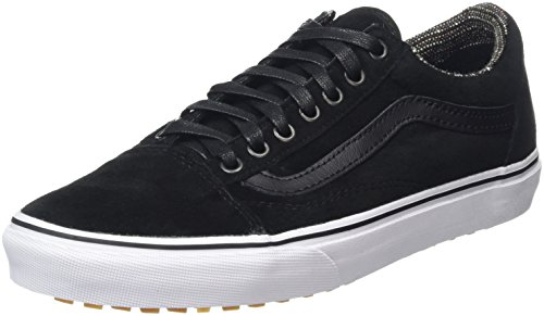 Vans Old Skool Mte - Zapatillas Unisex adulto Negro (MTE black/tweed)