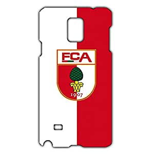 DIY Design FC VfB Stuttgart Theme Football Club Phone Case Cover For Samsung Galaxy Note 4 3D Plastic Phone Case