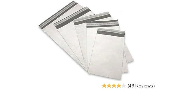 """7.5/"""" x 10.5/"""" Poly Mailer 2 Mil Shipping Mailing Envelopes Self Sealing 400 Pcs"""