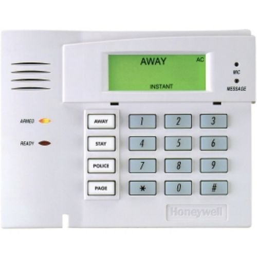 Honeywell Ademco 5828V Wireless Talking Keypad