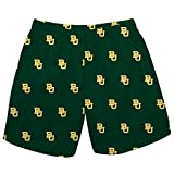 Baylor Bears Green Pull On Short by Vive La Fete