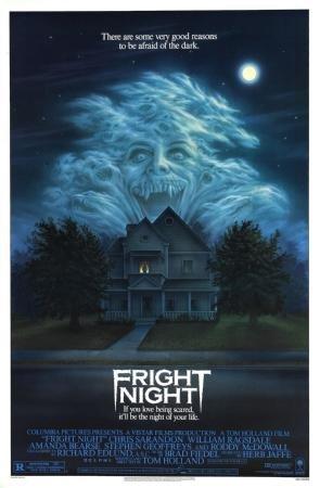 Fright Night Movie Poster 24x36