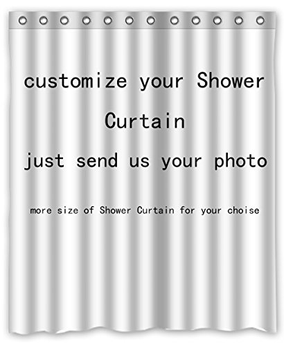Custom Octopus Shower Curtain 60 X 72 Inch Bathroom Curtains (Z-Custom)