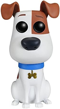FUNKO POP SECRET LIFE OF PETS DUKE VINYL FIGURE WITH FREE POP PROTECTOR