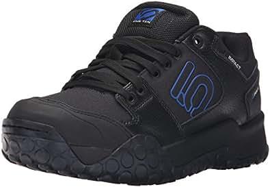 Five Ten Men's Impact Low MTB Shoes (Black/Blue, 5)