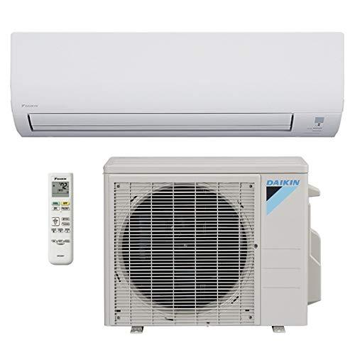 Daikin 18,000 BTU Ductless Mini Split Air Conditioner 2015 / High Efficiency / High Energy Saving / High Seer Inverter Air Conditioner Heating, Cooling, Dehumidification, Ventilation 1.5 TON