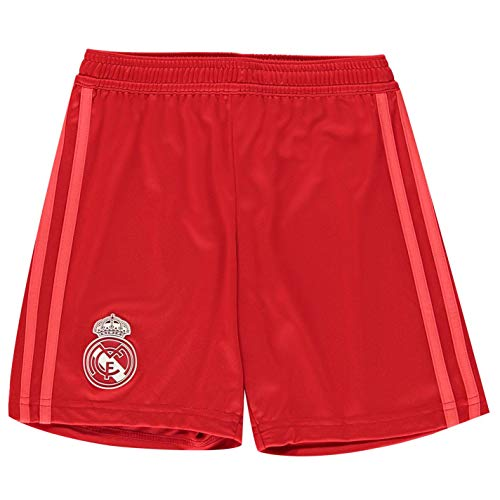 Multicolore Adidas Third Junior 2018 Madrid Short 19 Real wqBwxnU