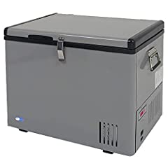 Whynter FM-45G 45 Quart Portable Fridge/Freezers, Platinum