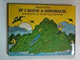 If I Rode a Dinosaur, Miriam Young, 0688415911
