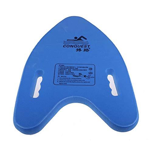 Lightweight A Shape EVA Swimming Board Floating Plate Back Float Kickboard Pool Training Aid Tools for Adult & Children
