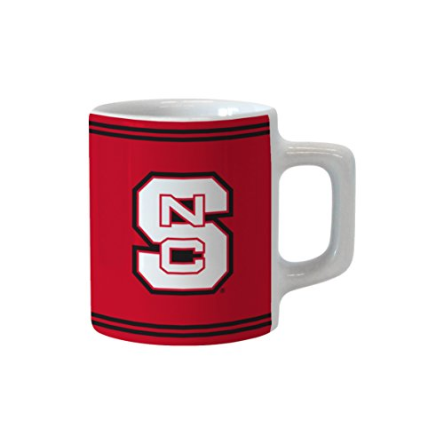 NCAA North Carolina State Wolfpack Sublimated Mini Mug, 2-ounce