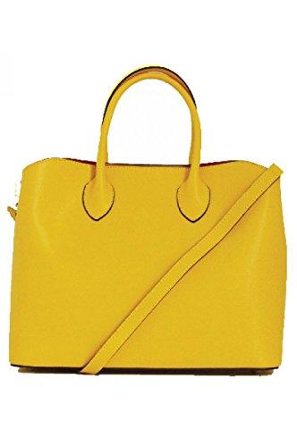 Tote Donna Colore Luanaromizi Per Bag com 8046p18ib La Di Giallo w88fq