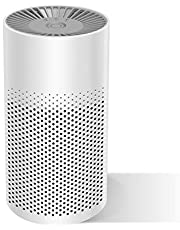 THE THREE MUSKETEERS III M Mini Portable Air Purifier for Home Bedroom Office Desktop Pet Room Air Cleaner for Car with True HEPA Filters and Silence