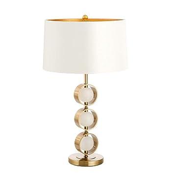 Moolo Lámpara de Mesa, lámpara romántica Moderna del ...