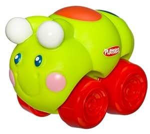 Hasbro Playskool Wheel pals Animalitos blanditos Oruga - Animal de juguete con ruedas