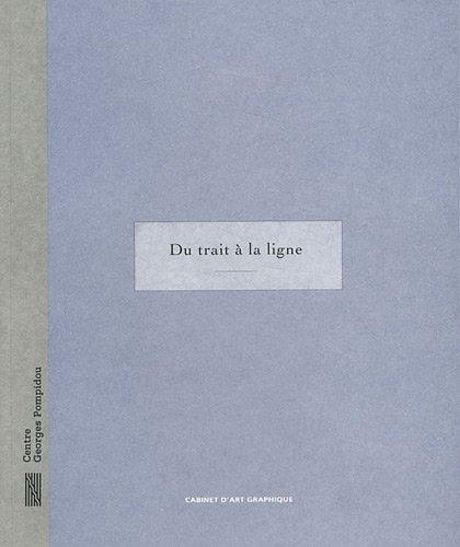Du trait à la ligne: [exposition] Galerie d'art graphique, 26 avril-19 juin, 1995