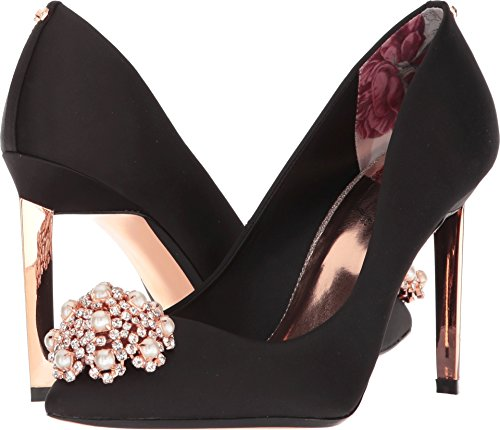 clearance limited edition Ted Baker Women's Peetch 2 Pump Black Textile sale official footlocker for sale discounts online U8DS5
