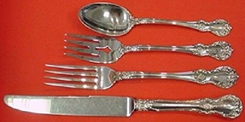 Old Master by Towle Sterling Silver Regular Size Place Setting(s) 4pc (Sterling Masters Old Towle)