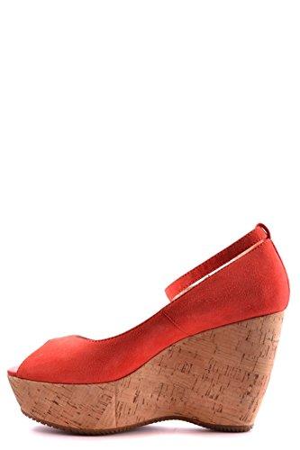 Hogan Zeppe Donna MCBI148057O Camoscio Rosso