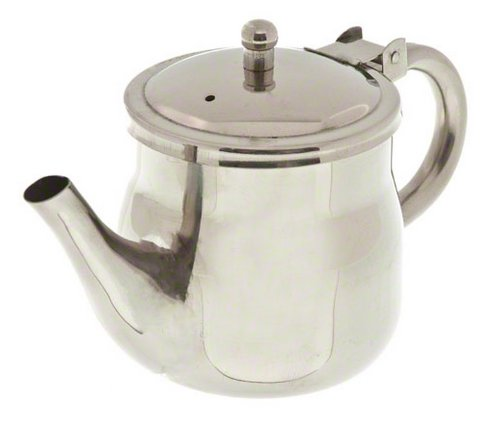 Update International (GNS-10) 10 oz Gooseneck Teapot -