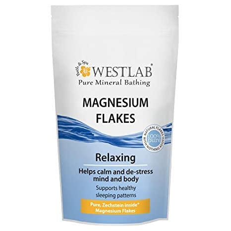 Westlab Magnesium Flakes - Relaxing - 1 kg WW MG602