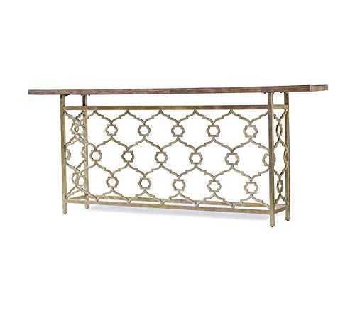 Hаrris & Tеrry Deluxe Premium Collection Taylor Radford Hall Console Silver Decor Comfy Living Furniture