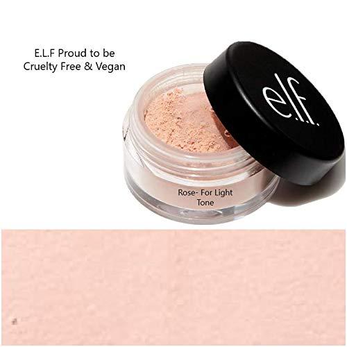 E.L.F Correct & Set Eye Powder (Rose: Best for light tone)