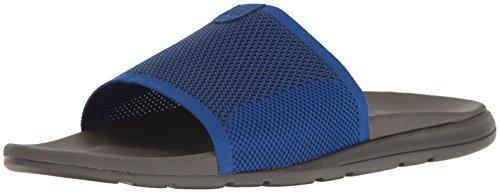Ugg Mens Xavier Hyperweave Slide Sandal Azul