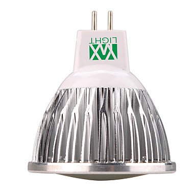 YWXLight? 7W GU5.3(MR16) 48LED 2835SMD 600-700Lm Warm White Cool White Natural White Decorative LED Spotlight AC/DC 12V 1PCS , ac/dc 12v