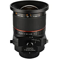 Rokinon TSL24M-C 24mm f/3.5 Tilt Shift Fixed Lens for Canon