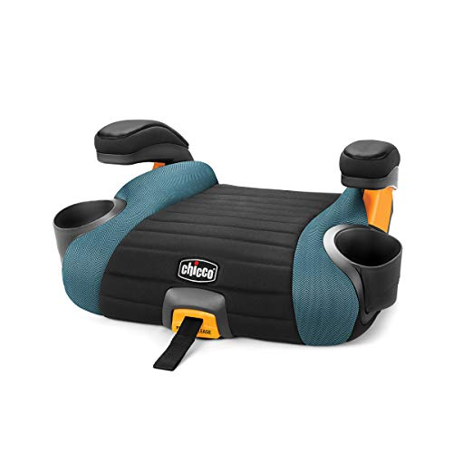 Chicco GoFit Plus Backless Booster Car Seat - Stream (Plus Booster)