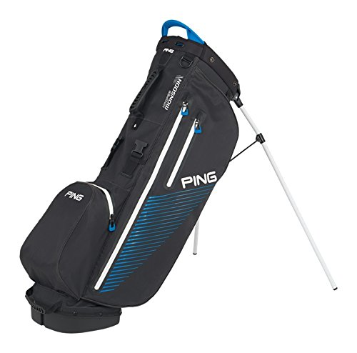 PING-Hoofer-Monsoon-Stand-Bag-2016-BlackBirdie-Blue