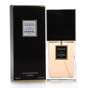 Chanel Coco Eau De Toilette Vaporisateurspray For Women 100 Ml