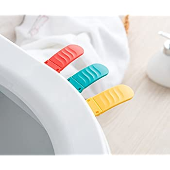 Warmtree Folding Toilet Seat Lifter Toilet Cover Lift