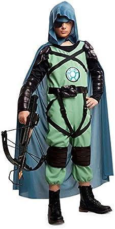 My Other Me Disfraz de Arquero del Futuro para niño: Amazon.es ...